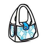 점프프롬페이퍼 Jump From Paper -Afternoon Tea  2D 가방 만화 가방 패션 가방