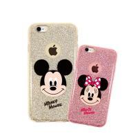 정품 디즈니 큐티 젤리케이스(아이폰5/5S/SE)