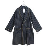 [쿠비카]선염 면가운 남성잠옷 M126