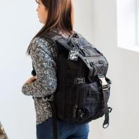 [패치증정]남여공용 2.5Days 등산가방/여행가방