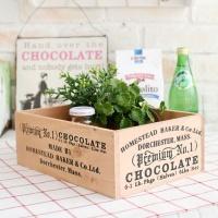 [2HOT] CHOCOLATE 우드 박스 중