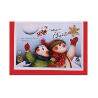 FS109-4 크리스마스카드 카드 성탄카드