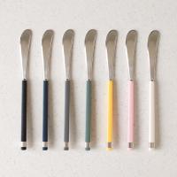 (카라 실버) 버터 나이프-7color