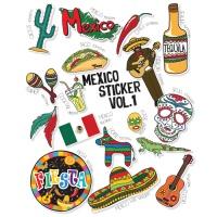[럭키플래닛]멕시코 스티커