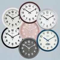 오리엔트 무소음 심플라운드 오피스 인테리어벽시계