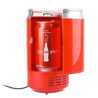 콜라캔모양  usb 냉장고(온장고겸용)