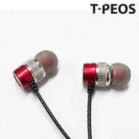티피오스 진공관 사운드 10mm 다이나믹 이어폰D