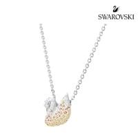 [스와로브스키 정품] 목걸이 Iconic Swan 펜던트_ 5215038