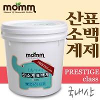 [momm][맘샵] 산소계표백제 국내산 3.5kg 대용량  표백제 과탄산소다 베이킹소다 구연산