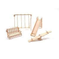DIY 인형가구 놀이터세트