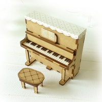 [바우하우스] 하우스 시리즈 : 피아노