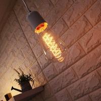 LED 무명 펜던트등(화이트)