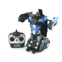 1/14 Transformation 2.4GHz 변신로봇 RC (233201BL)