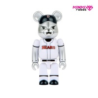 두산베어스 BEARBRICK DOOSAN BEARS HOME (1703021)