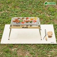 [로고스] BBQ 방염매트 와이드 81064023