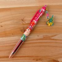 인어공주 3색 볼펜 & 플라운더 이어독캡