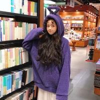[핵인싸템 양털 텔레토비 후드티 4color] 보라돌이 뚜비나나뽀 캐릭터 우정