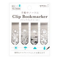 Bookmarker Clip - Weather