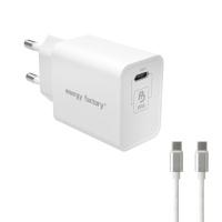 에너지팩토리 USB PD PPS 초고속충전기 27W