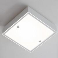[바이빔][LED] 스킨 현관등-블랙or화이트