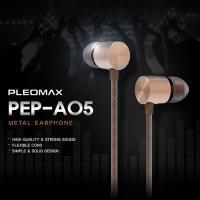 [PLEOMAX]플레오맥스 메탈 커널형 이어폰(PEP-A05)
