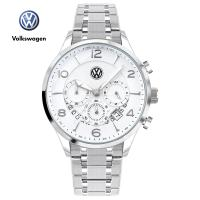 Volkswagen 폭스바겐 남자 메탈시계 VW1425M-WH