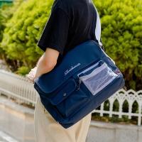 [로아드로아]ROIDESROIS - HUSH MESSENGER BAG (NAVY) 가방 메신저백 메신져백 크로스백