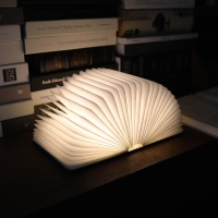 [무아스] 북라이트 LED 충전식 무드등_미디엄