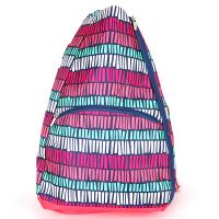 [ALL FOR COLOR]TENNIS BACKPACK - TRIBAL STRIPE