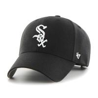 47브랜드 MLB모자 시카고 화이트삭스 블랙 스트럭처