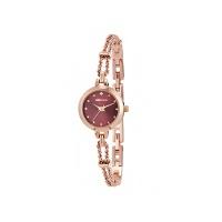 세이렌 로즈 버건디 시계 W195MWRD