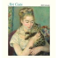 2020 캘린더 Art Cats