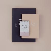 MERCI GIFT 3종SET (벽걸이캘린더+탁상캘린더+2017다이어리)