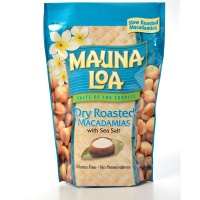 마우나로아 드라이로스티드 마카다미아 Sea Salt 283G