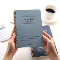 Hello, I am Weekly Planner [만년]