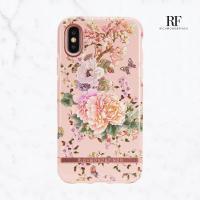 리치몬드&핀치 아이폰X/Xs케이스 프리덤 Peonies&Butterflies