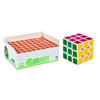 맥킨더 슈퍼 칼라 매직큐브 3X3 퍼즐놀이-6개모음