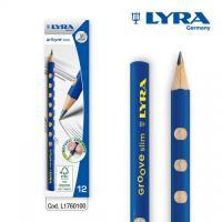 LYRA - 리라 그루브 슬림 HB (한자루) / 연필잡기 연습