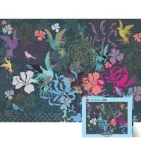 1000조각 직소퍼즐▶ 새들과 꽃 [HE29822]