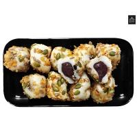 [소부당] 간식떡 견과류 백미 쑥 영양 찹쌀떡