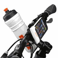 아이폰 5S용 자전거 스마트폰 거치대