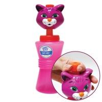 와일드 헤드 보틀 고양이 310ml 어린이 휴대용 물병