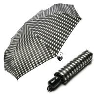 5단 수동 우산(양산겸용) - 블랙체크