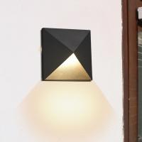 썬데이샤인벽등 (LED내장,방수등) (화이트,블랙)