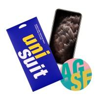아이폰11 프로 맥스 저반사 2매+후면 서피스 슈트 1매