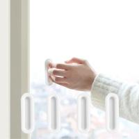 접착식 유리문 샷시 창문 베란다 손잡이 4P
