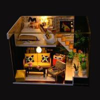 [adico]DIY 미니어처 하우스 - 뮤직하우스