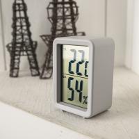 오리엔트 타이니 OT1585 그레이 디지털온도습도계
