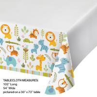 해피정글 테이블커버 Table cover