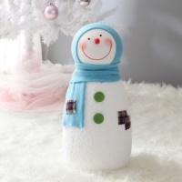 길쭉이 파스텔 눈사람(45cm)